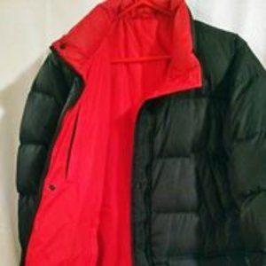 Land's End Goose down Winter Jacket Size Medium